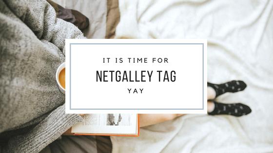 NetGalley Tag!!