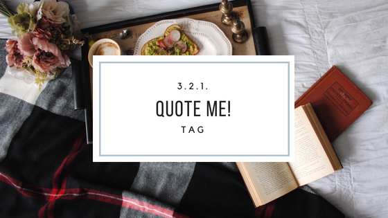 3.2.1 Quote Me!Tag