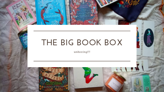The Big Book Box(Unboxing)