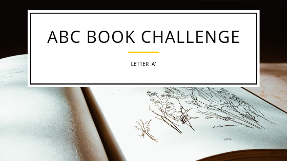 ABC Book Challenge : A
