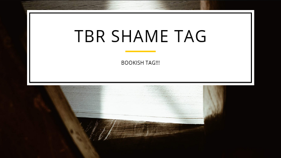 TBR Shame Tag