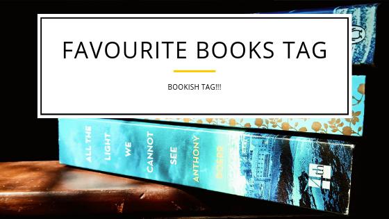 Favourite Books Tag