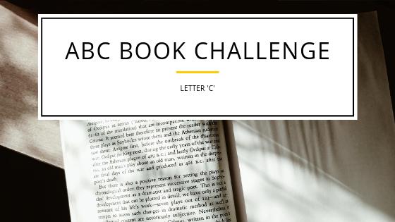 ABC Book Challenge :C