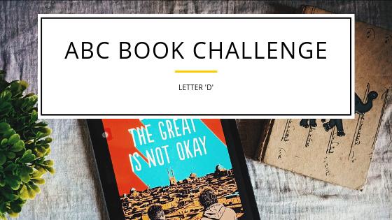 ABC Book Challenge:D