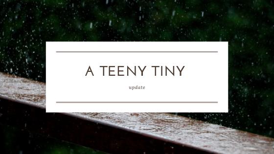 A Teeny TinyUpdate
