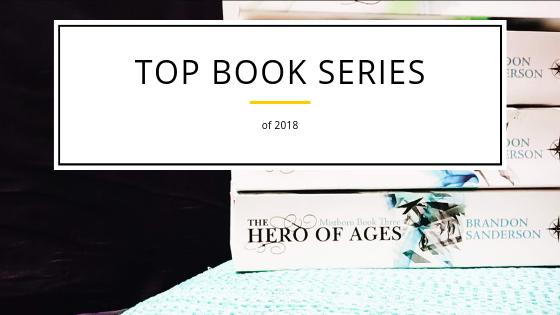 Top Book Series of 2018