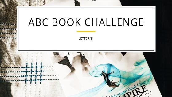 ABC Book Challenge :F