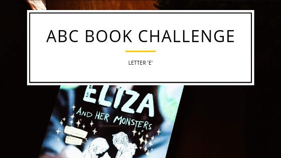 ABC Book Challenge :E