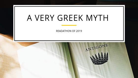 A Very Greek Myth Readathon of2019