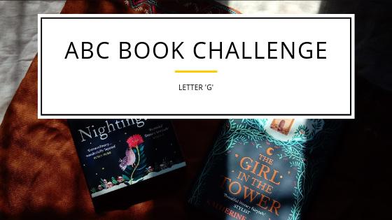 ABC Book Challenge :G