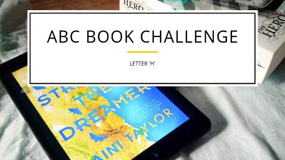ABC Book Challenge :H