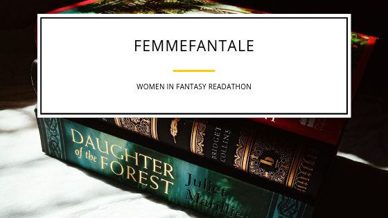 #femmefantale readathon