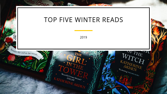 Top Five Winter Reads