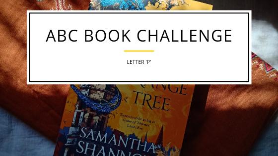 ABC Book Challenge'P'