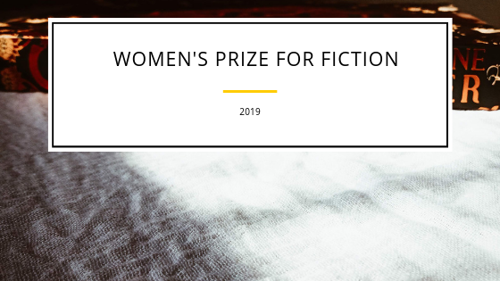 Women's Prize for Fiction2019