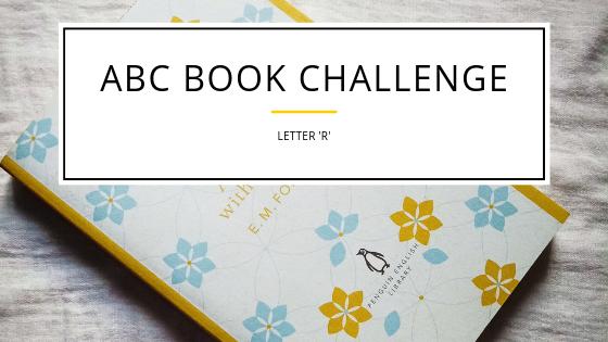 ABC Book Challenge'R'