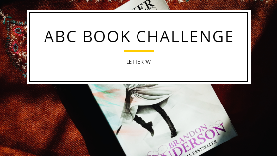 ABC Book Challenge'W'