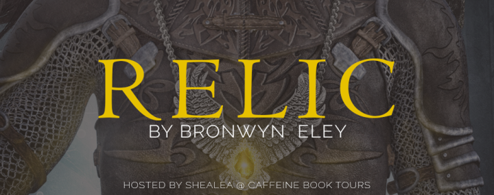 Blog Tour | Book Review: Relic by BronwynEley