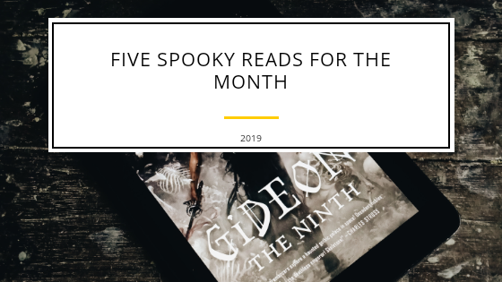 Five Spooky Reads For TheMonth