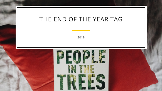 The End of Year Book Tag 2019