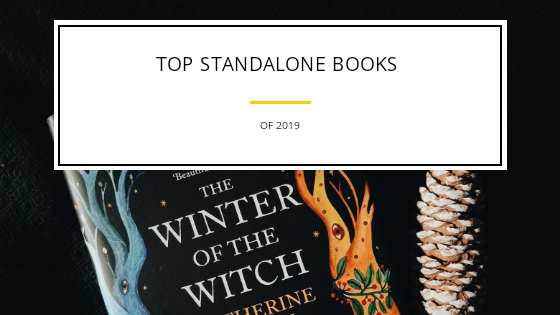 Top 10 Standalone Books of 2019