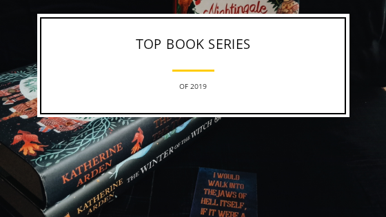 Top Book Series of 2019