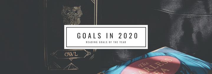 Goals in 2020