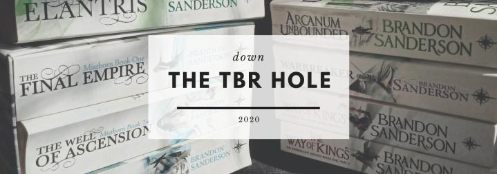 Down The TBR Hole#2