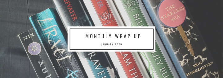 Monthly Wrap Up- January