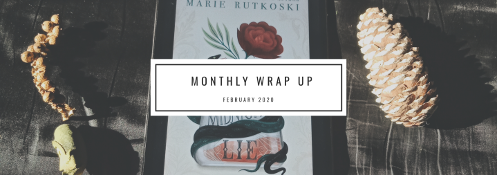 Monthly Wrap Up- February