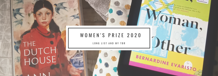 The Women's Prize 2020