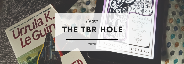 Down The TBR Hole #3