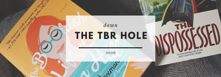 Down The TBR Hole #4