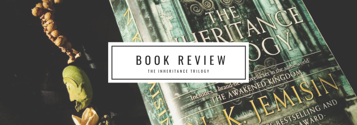 Inheritance Trilogy- Mini Reviews