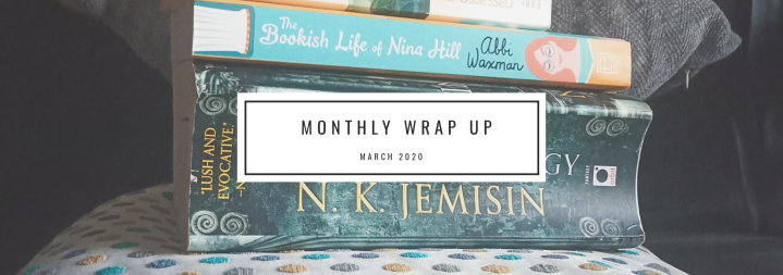 Monthly Wrap Up- March