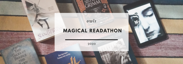 OWLs magical readathon 2020