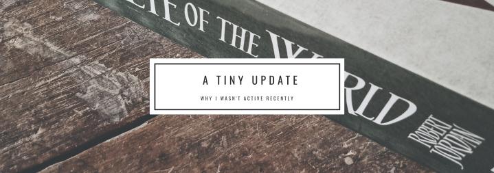 A Tiny Update