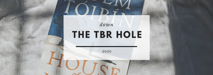 Down the TBR Hole #8