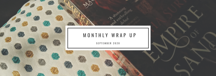 Monthly Wrap Up-September