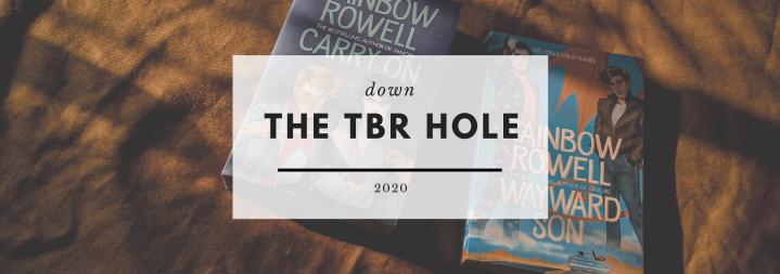 Down the TBR Hole#13