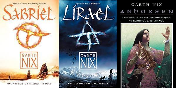abhorsen trilogy