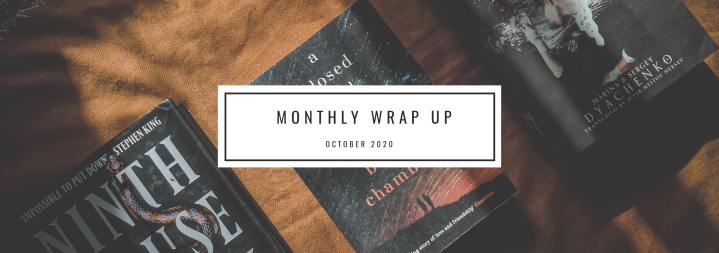 Monthly Wrap Up- October