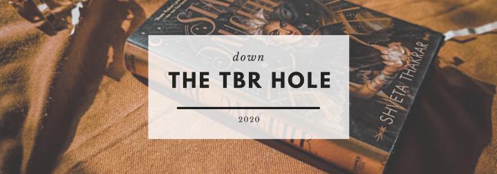 Down the TBR Hole#15