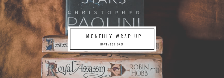 Monthly Wrap Up- November