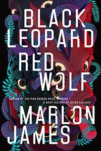 black leopard red wolf