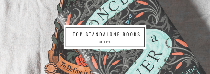 Top Standalone Books of 2020