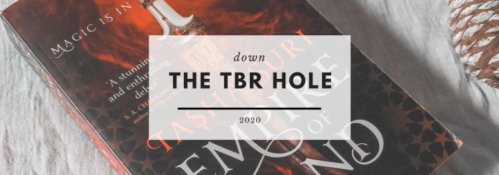 Down the TBR Hole #17