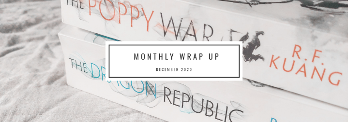 Monthly Wrap Up- December