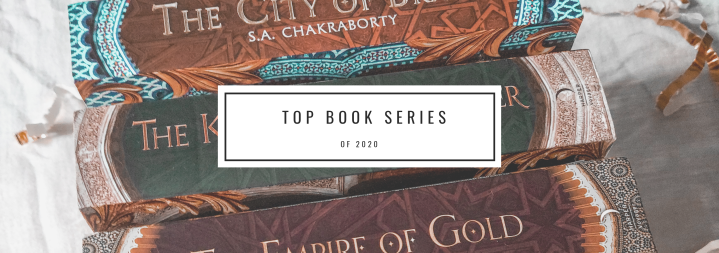 Top Book Series of 2020