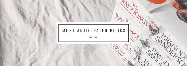 Most Anticipated Book Releases of 2021 (Fantasy)